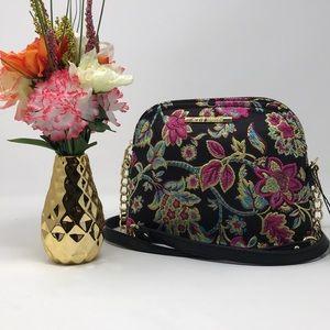 Steve Madden Crossbody Fabric Floral Purse NWT $68